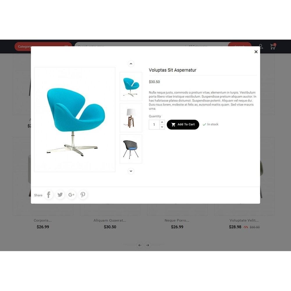theme - Casa & Jardins - Look me Furniture Crafts - 8