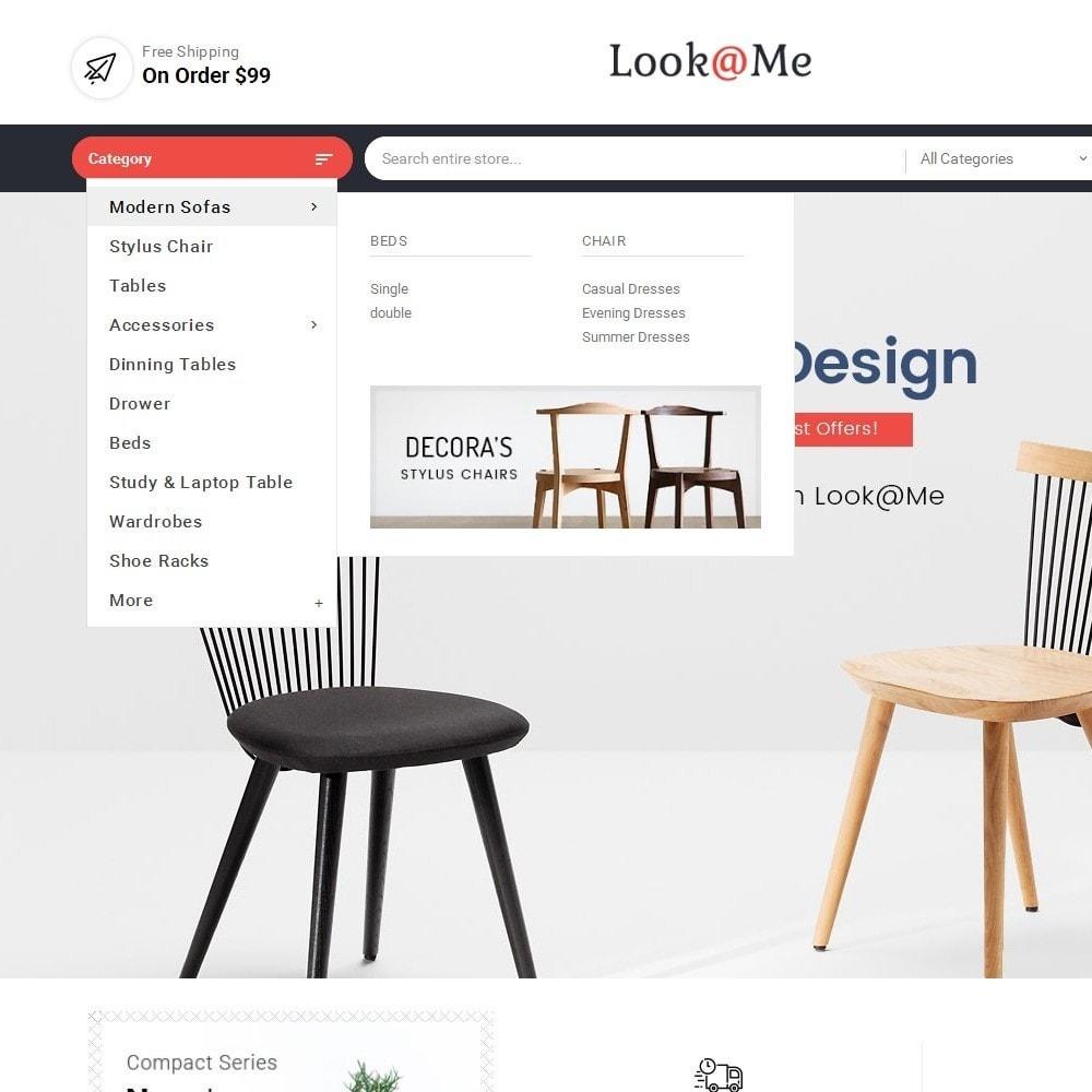 theme - Casa & Jardins - Look me Furniture Crafts - 9
