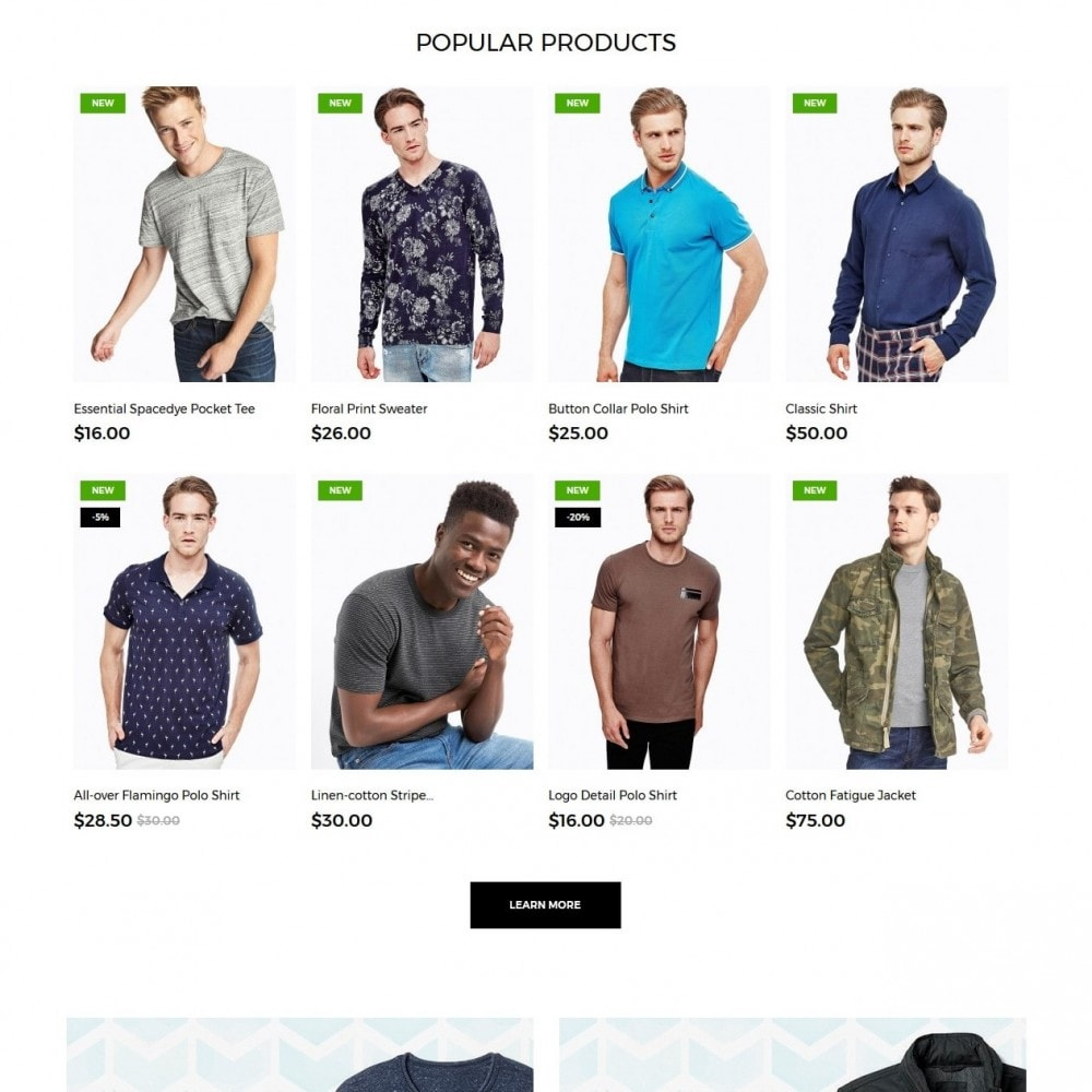theme - Moda y Calzado - Jack Fisher Men's Wear - 3