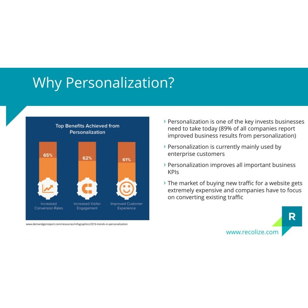 module - Remarketing & Achtergelaten winkelmanden - Recolize - The Plug & Play Personalization - 7
