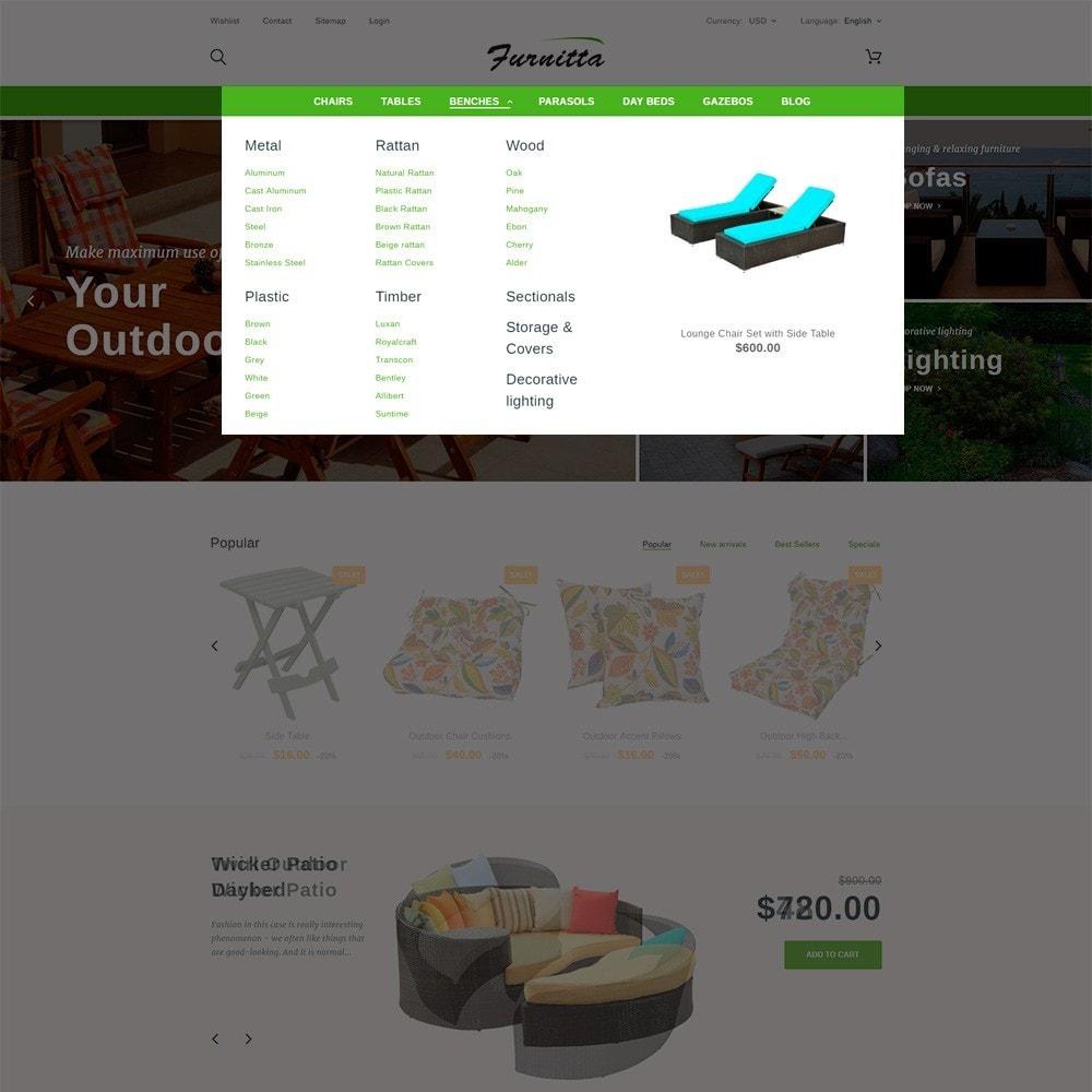 theme - Maison & Jardin - Furnitta - Mobilier d'extérieur thème PrestaShop - 4
