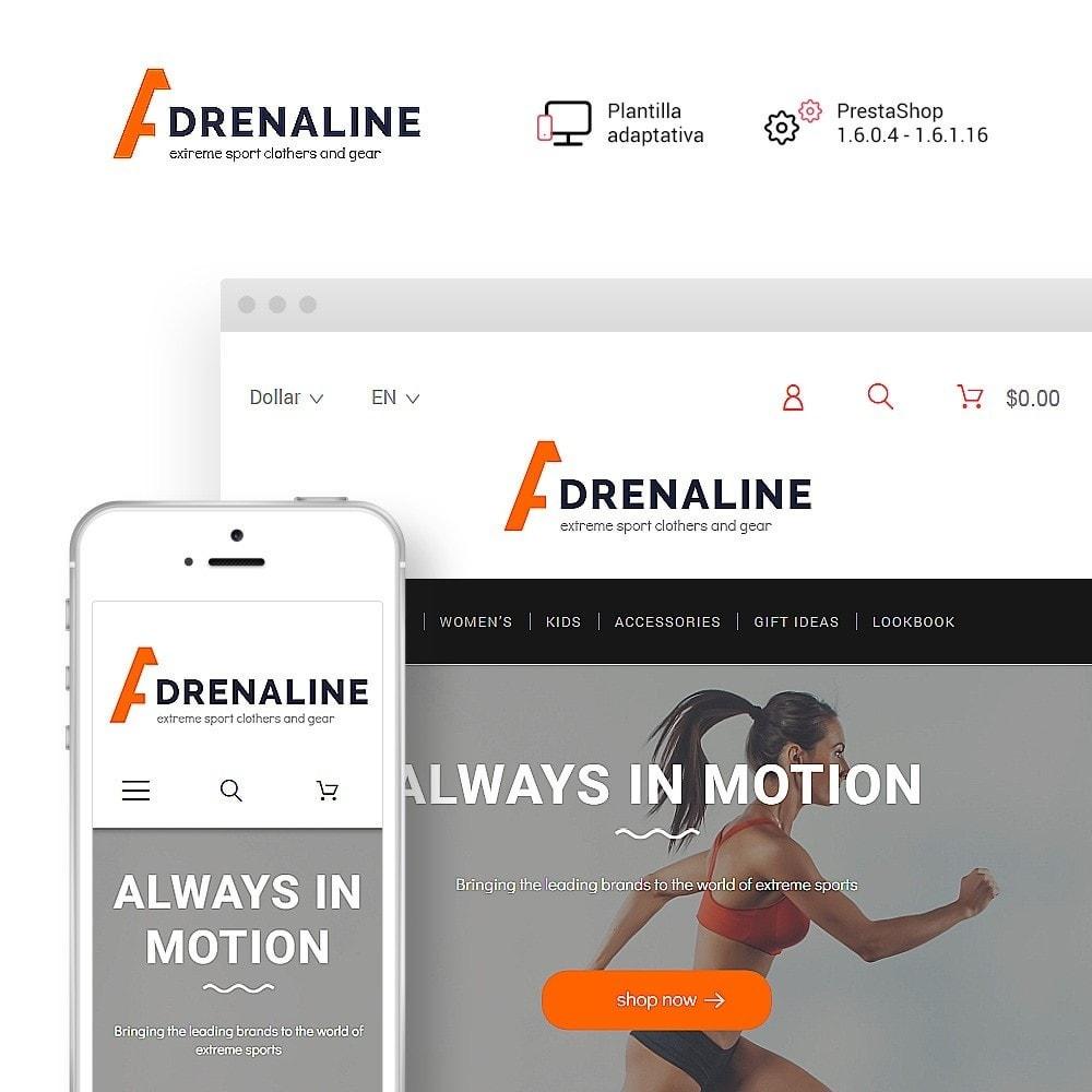 theme - Deportes, Actividades y Viajes - Adrenaline - 1