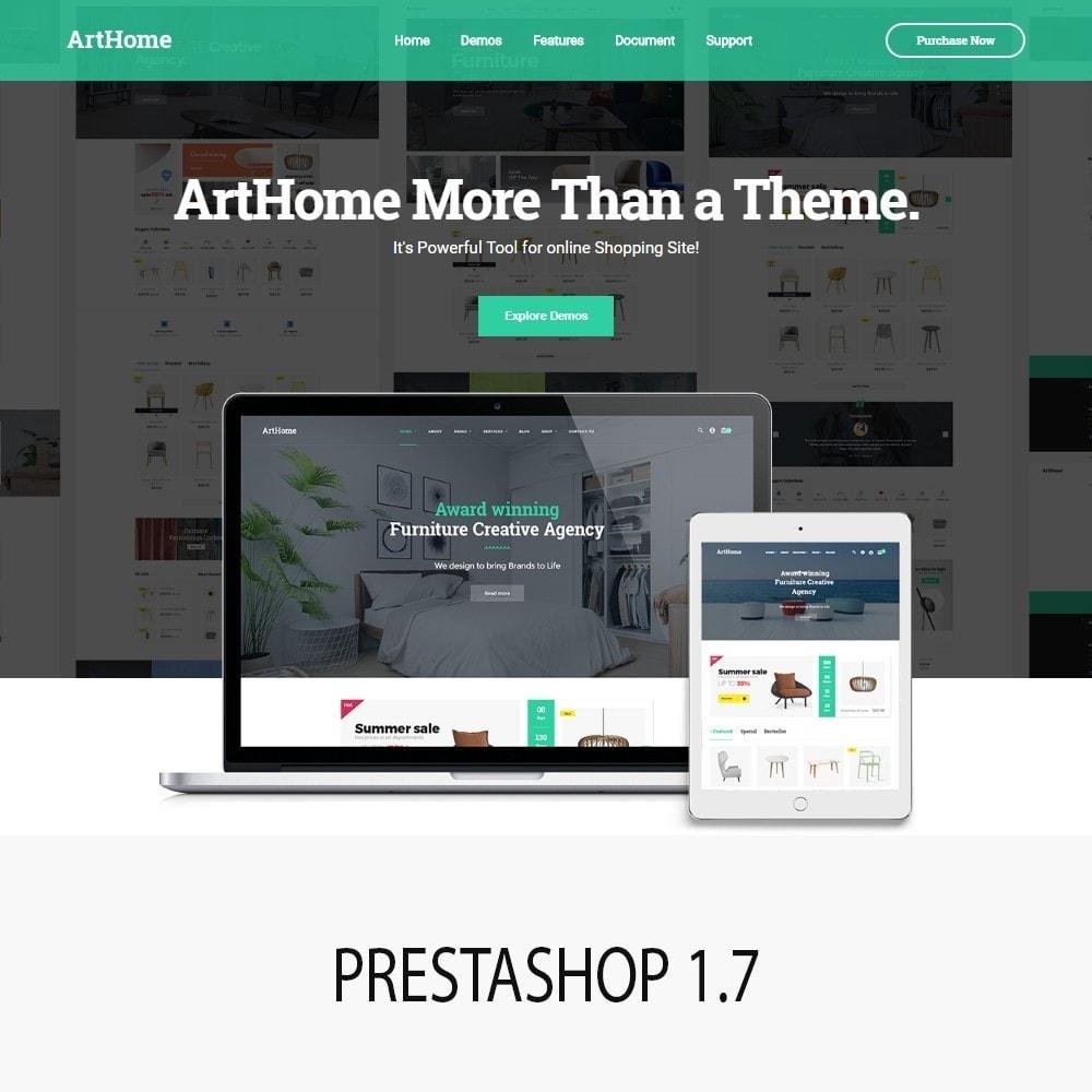 theme - Kunst & Cultuur - Pts Arthome - 1