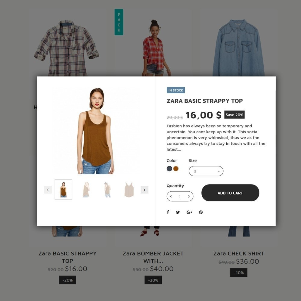 theme - Fashion & Shoes - Twen - Fashion Store Responsive - 4