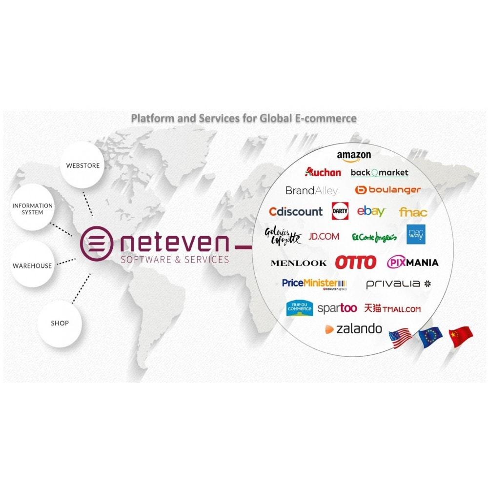 module - Marketplaces - Neteven Marketplaces Solution - 1