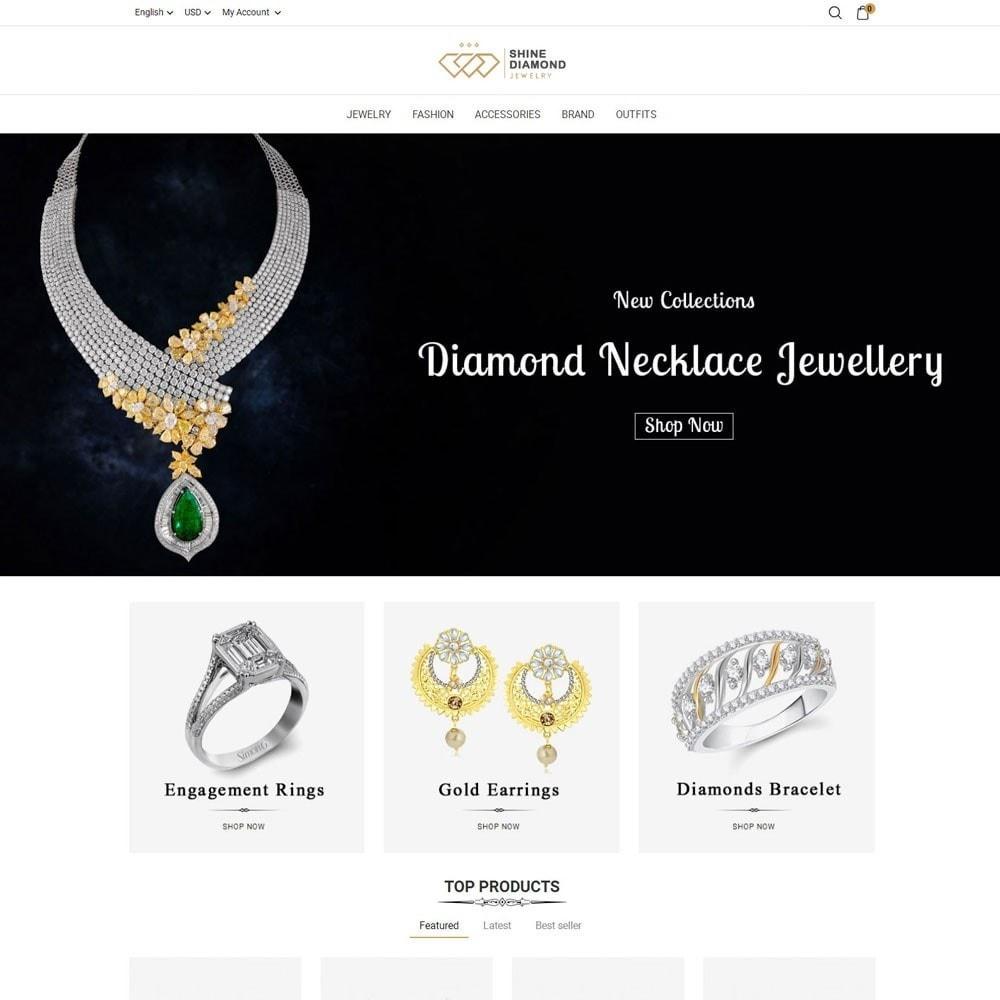 theme - Joyas y Accesorios - Shine Diamond Jewelry Store - 2
