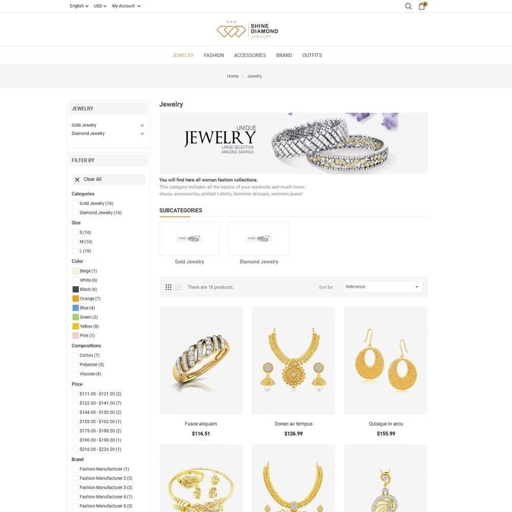 theme - Schmuck & Accesoires - Shine Diamond Jewelry Store - 5