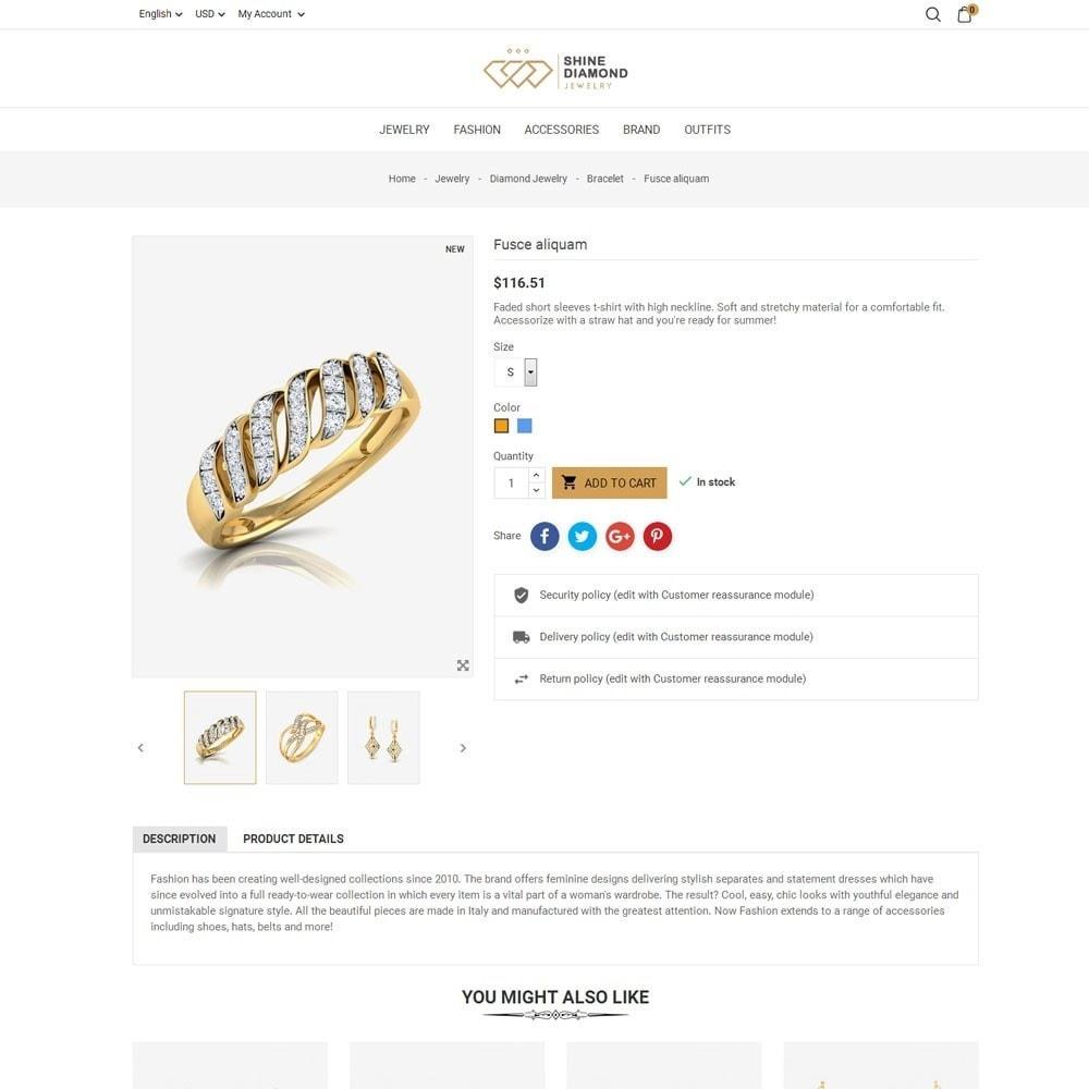 theme - Schmuck & Accesoires - Shine Diamond Jewelry Store - 7