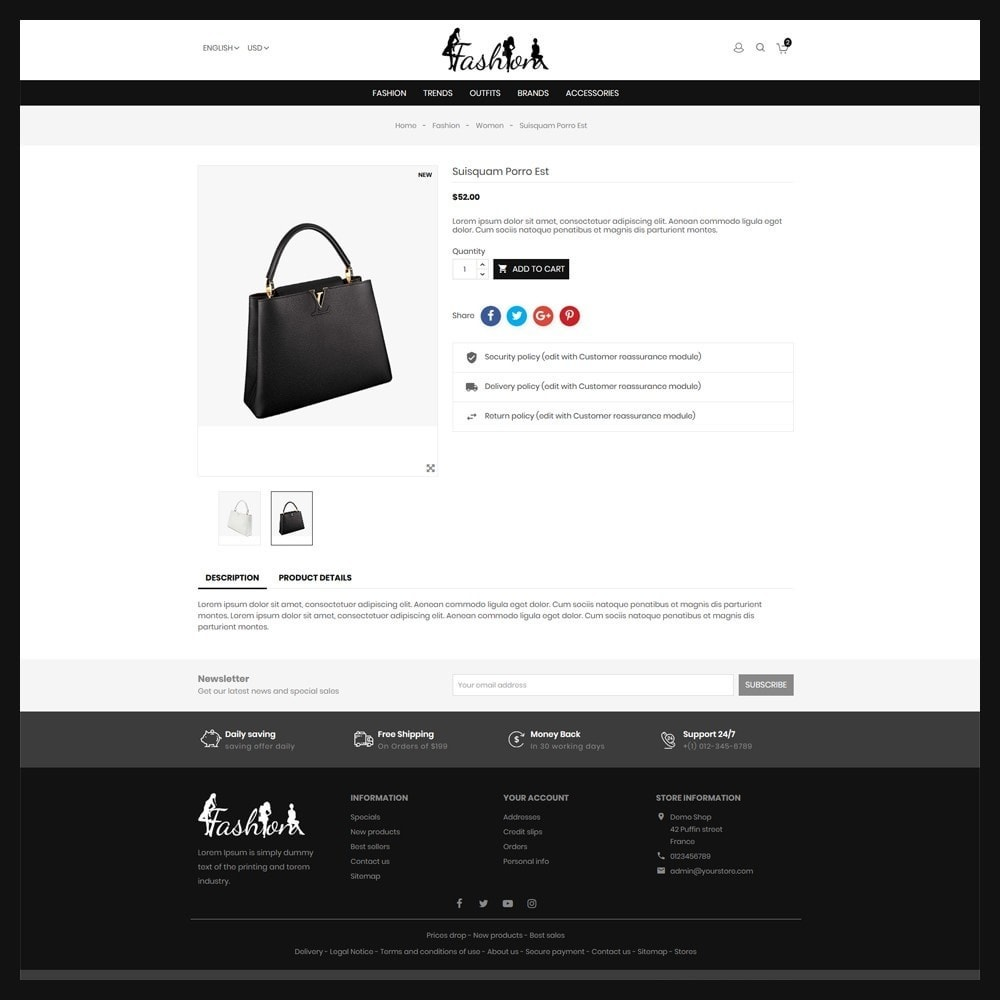 theme - Moda y Calzado - Fashion Store - 7