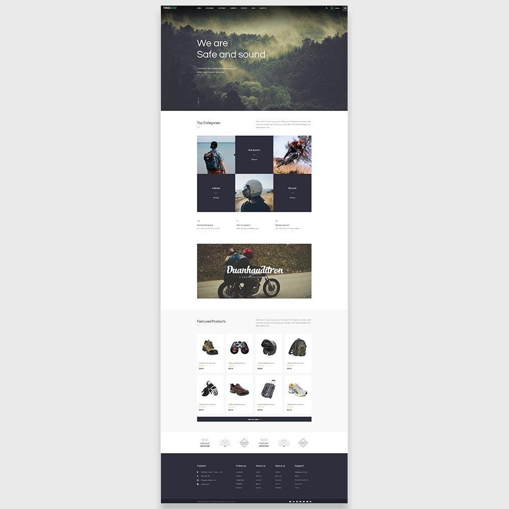 theme - Moda & Calzature - Leo Travelgear - 3