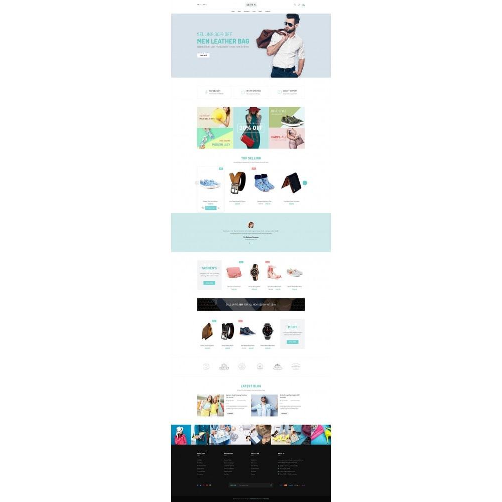 theme - Мода и обувь - JMS Letus 1.7 - 7