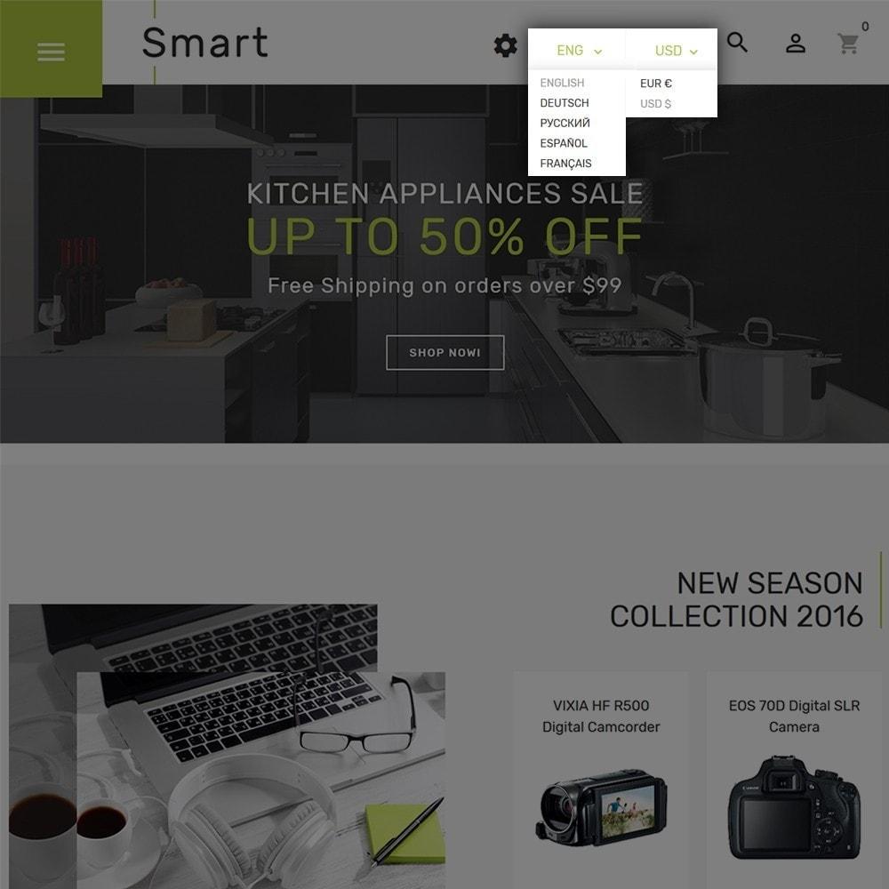 theme - Electronique & High Tech - Smart - Gadgets et électronique thème PrestaShop - 5