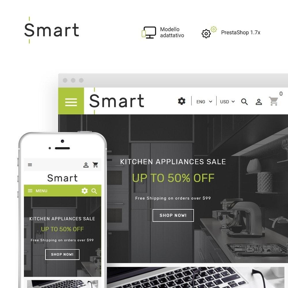 theme - Elettronica & High Tech - Smart - Un Sito di Negozio di Elettronica - 2