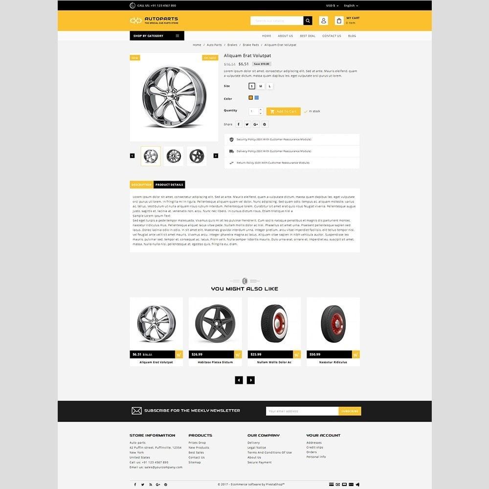 theme - Auto & Moto - Auto parts - 5