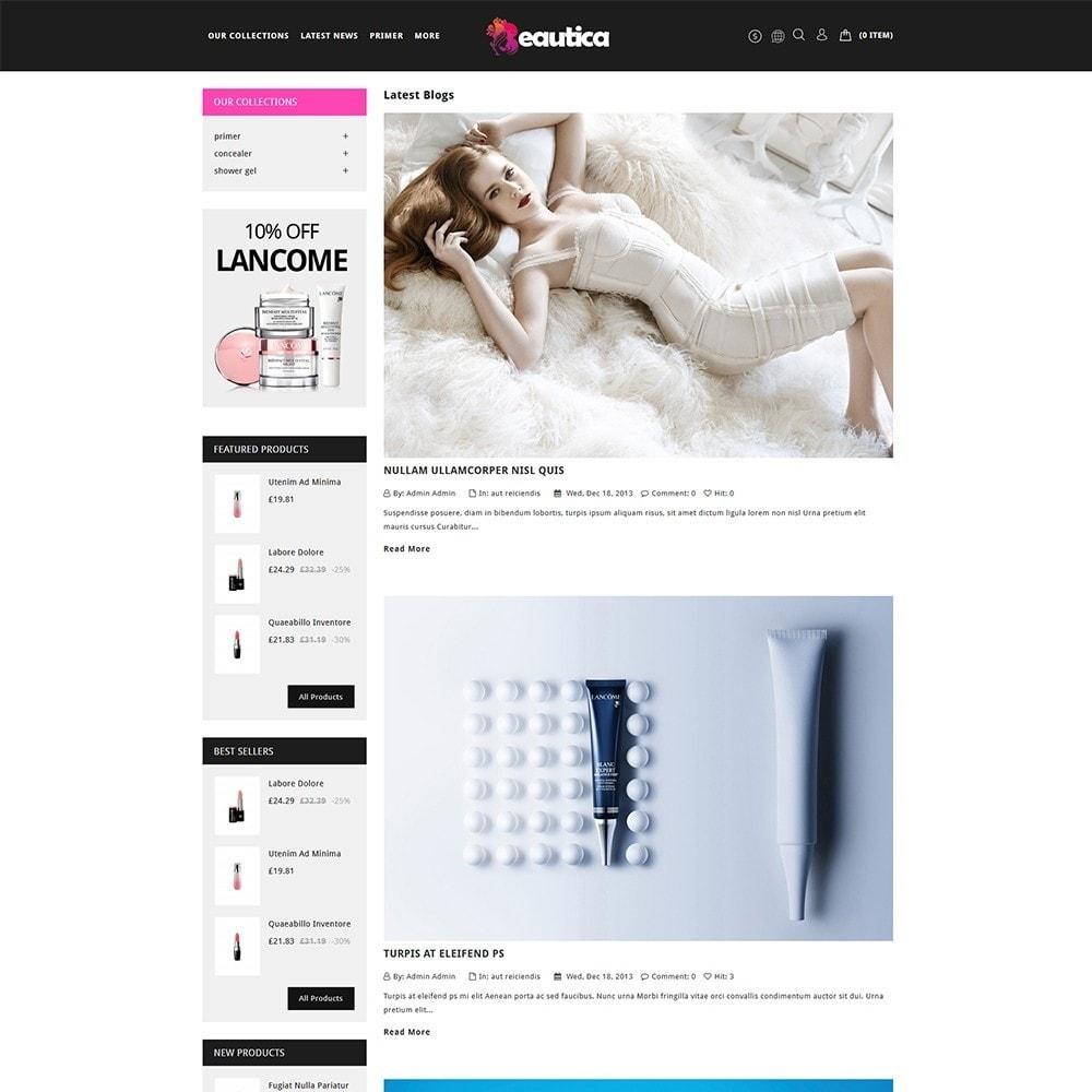 theme - Santé & Beauté - Beautica Beauty Store - 3