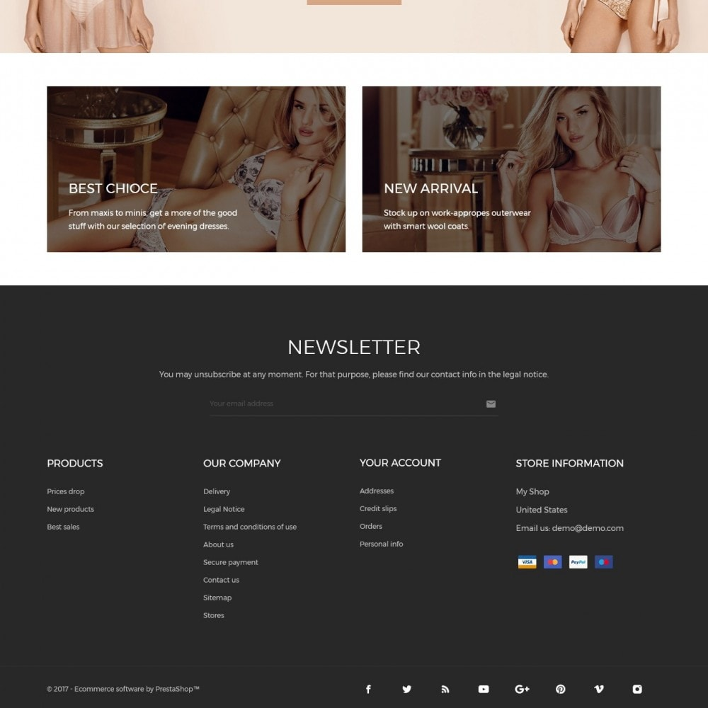 theme - Lingerie & Erwachsene - Little Secret Lingerie Shop - 4