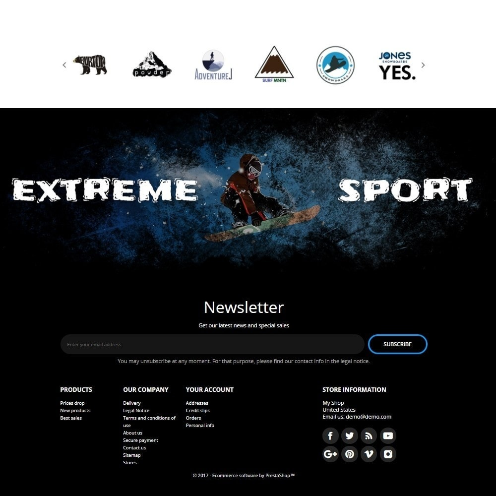 theme - Sports, Activities & Travel - Blue Mountain - Active Sport - 4