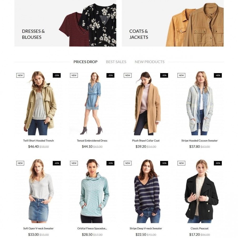 theme - Moda & Calzature - Lilu Fashion Store - 4