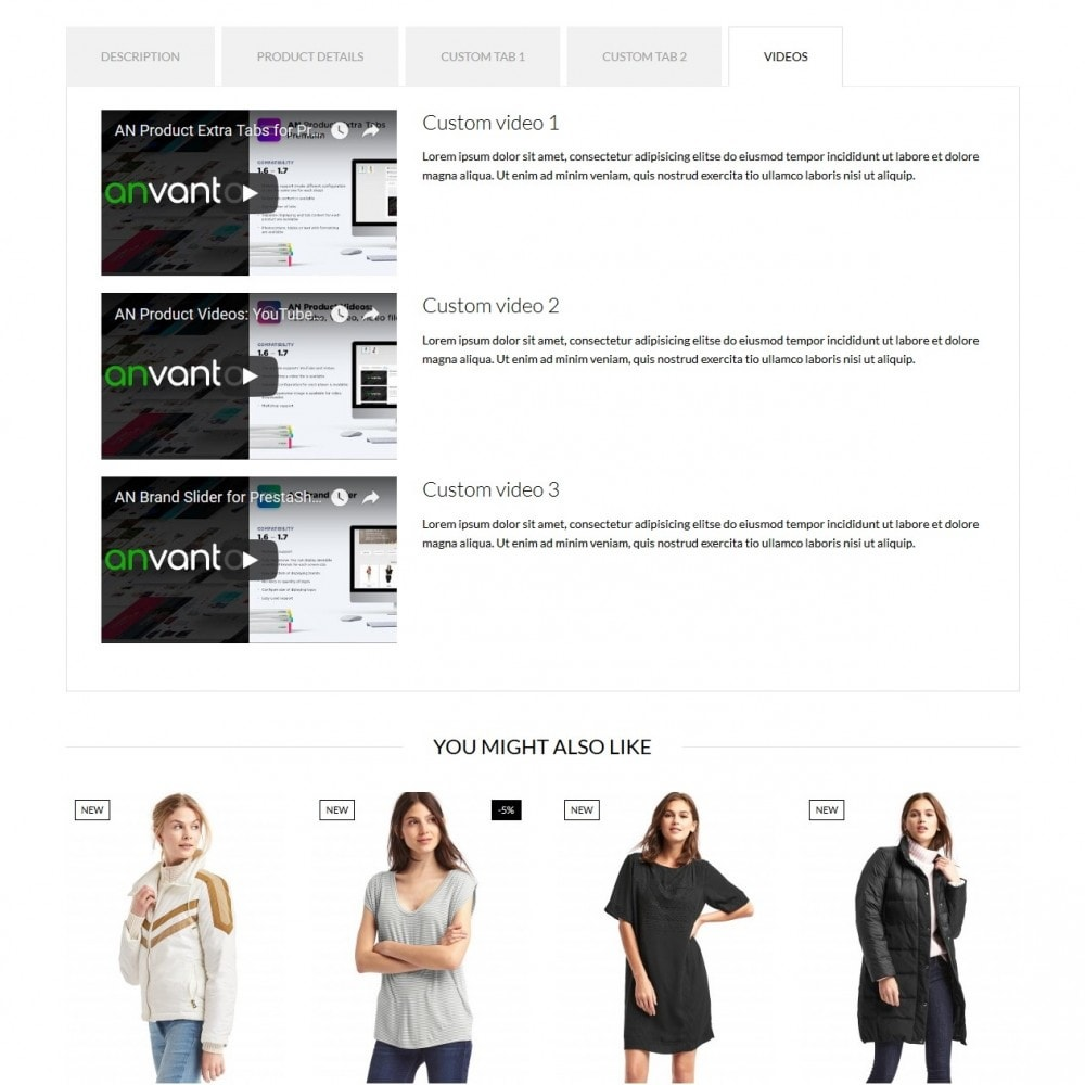 theme - Moda & Calzature - Lilu Fashion Store - 9