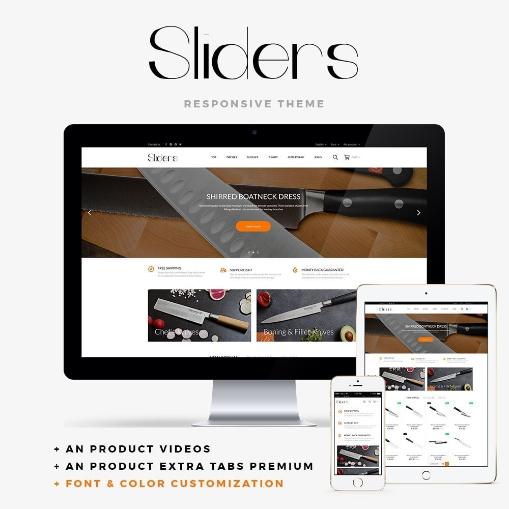 theme - Home & Garden - Sliders - 1