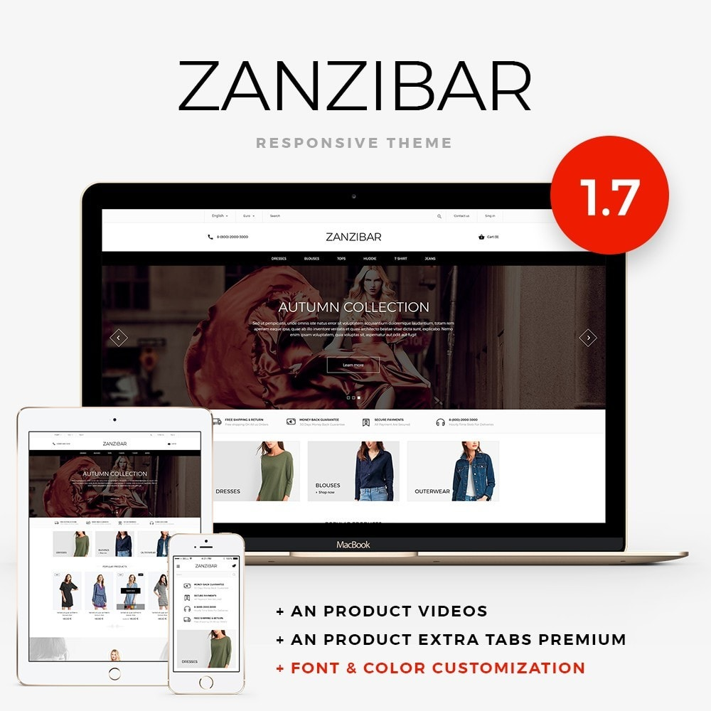 theme - Mode & Schoenen - Zanzibar Fashion Store - 1