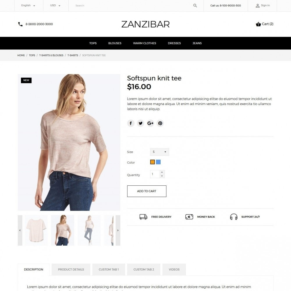 theme - Mode & Schoenen - Zanzibar Fashion Store - 6