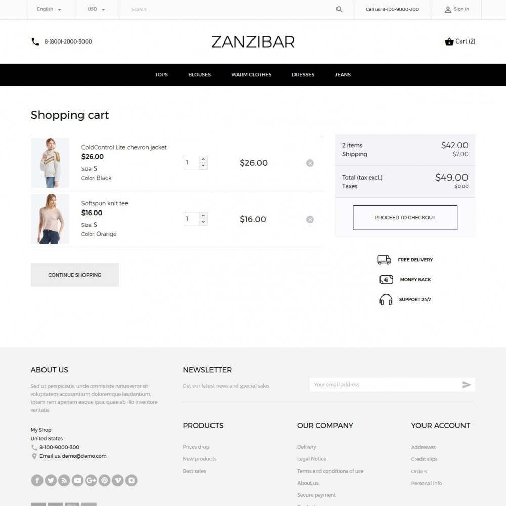 theme - Mode & Schoenen - Zanzibar Fashion Store - 7