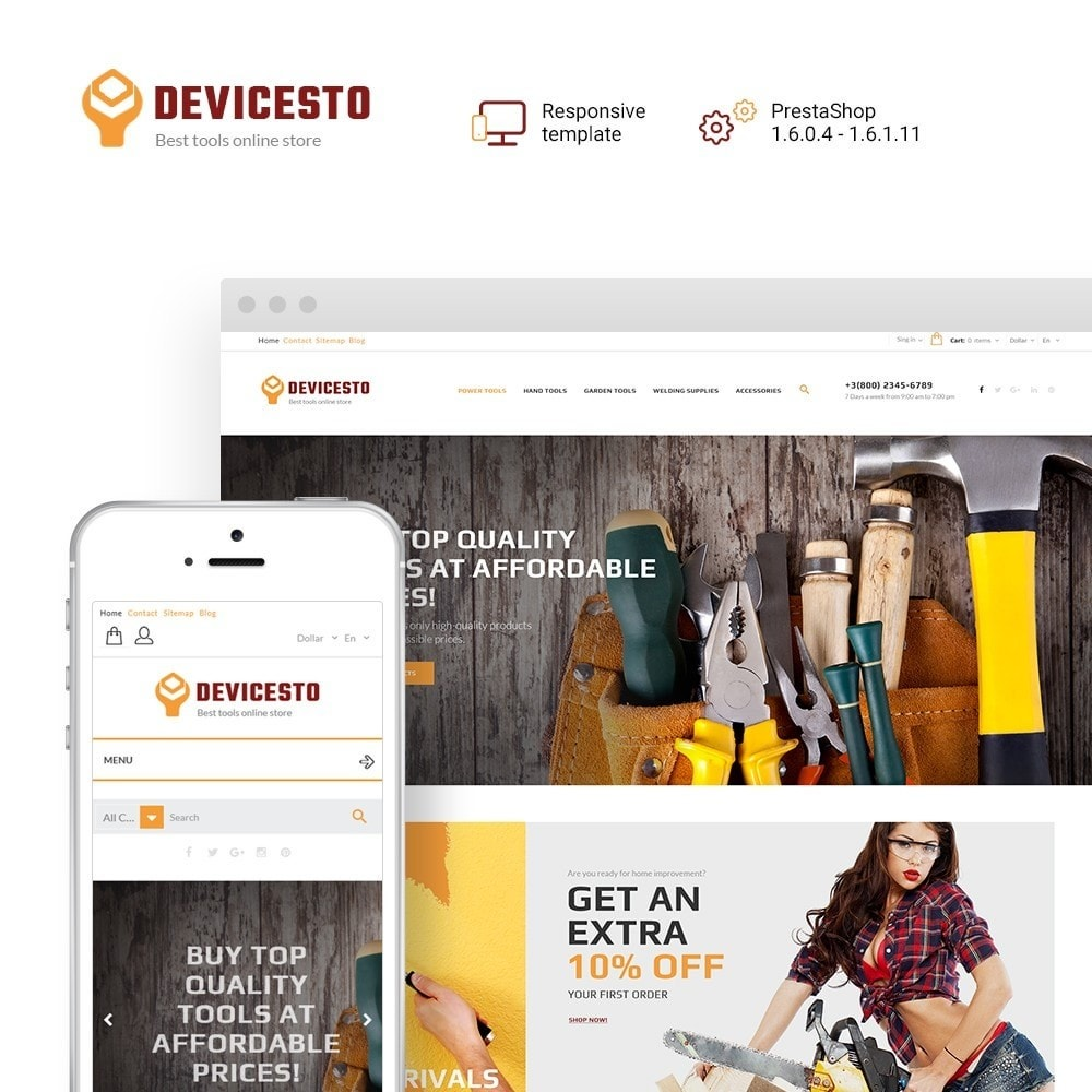 theme - Huis & Buitenleven - Devicesto - 1