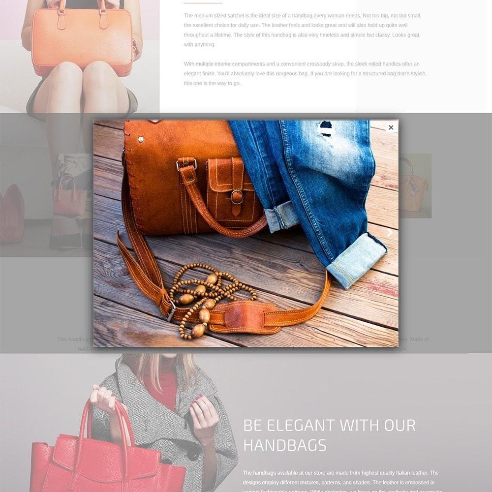 theme - Mode & Chaussures - Eveprest - Thème polyvalent de PrestaShop - 6