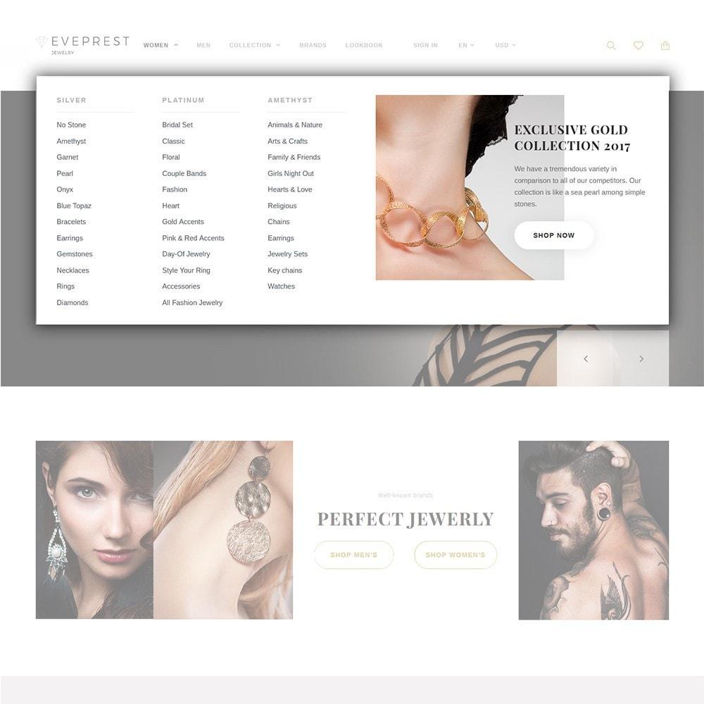 theme - Moda y Calzado - Eveprest - Tema multifuncional de PrestaShop - 10