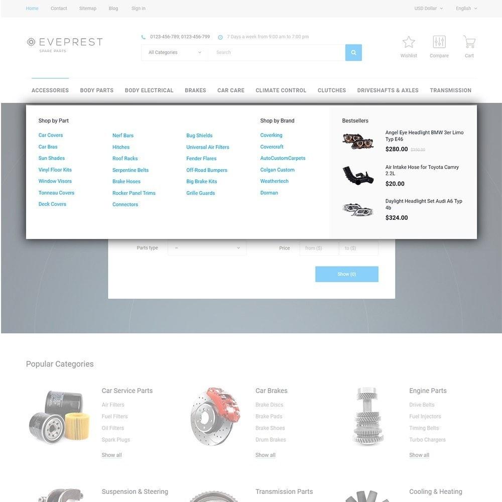 theme - Moda & Calzature - Eveprest - Tema multipurpose PrestaShop - 11