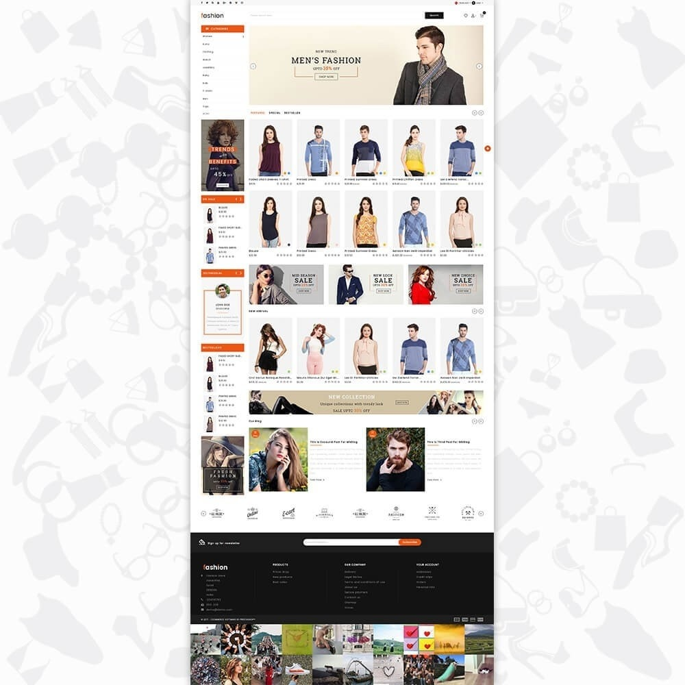 theme - Mode & Schuhe - Fashion Store - 2