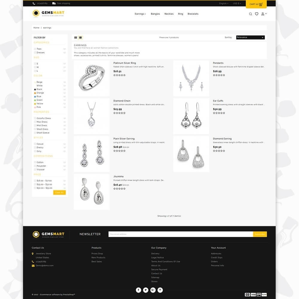 theme - Sieraden & Accessoires - Gemsmart - The Diamond Jewellery Store - 4