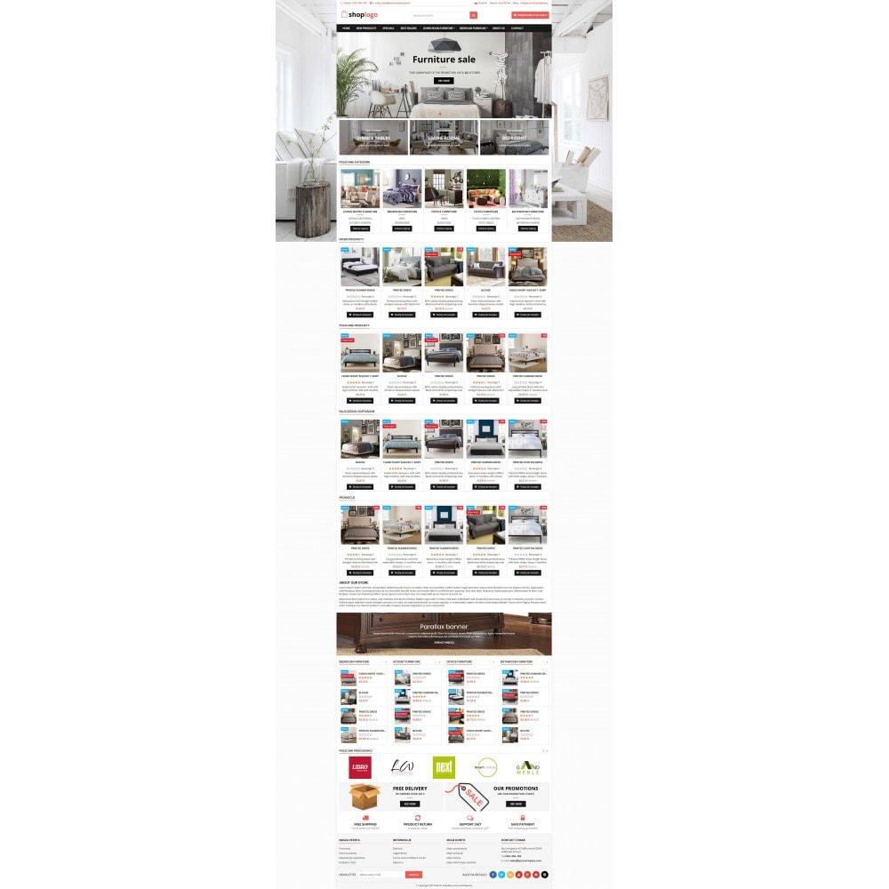 theme - Dom & Ogród - P16AT10 Meble, łóżka i akcesoria domowe - 3