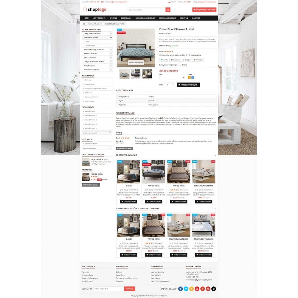 theme - Dom & Ogród - P16AT10 Meble, łóżka i akcesoria domowe - 5