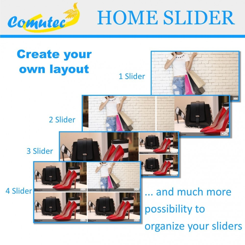 module - Sliders & Galleries - Comutec Home Slider - 2