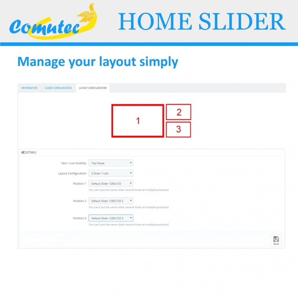 module - Sliders & Galleries - Comutec Home Slider - 5