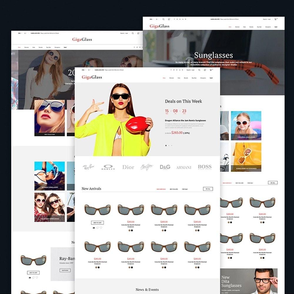 theme - Fashion & Shoes - GigaGlass - 2