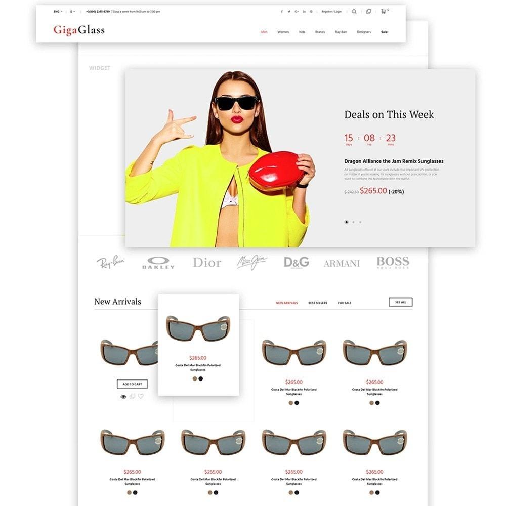 theme - Fashion & Shoes - GigaGlass - 3