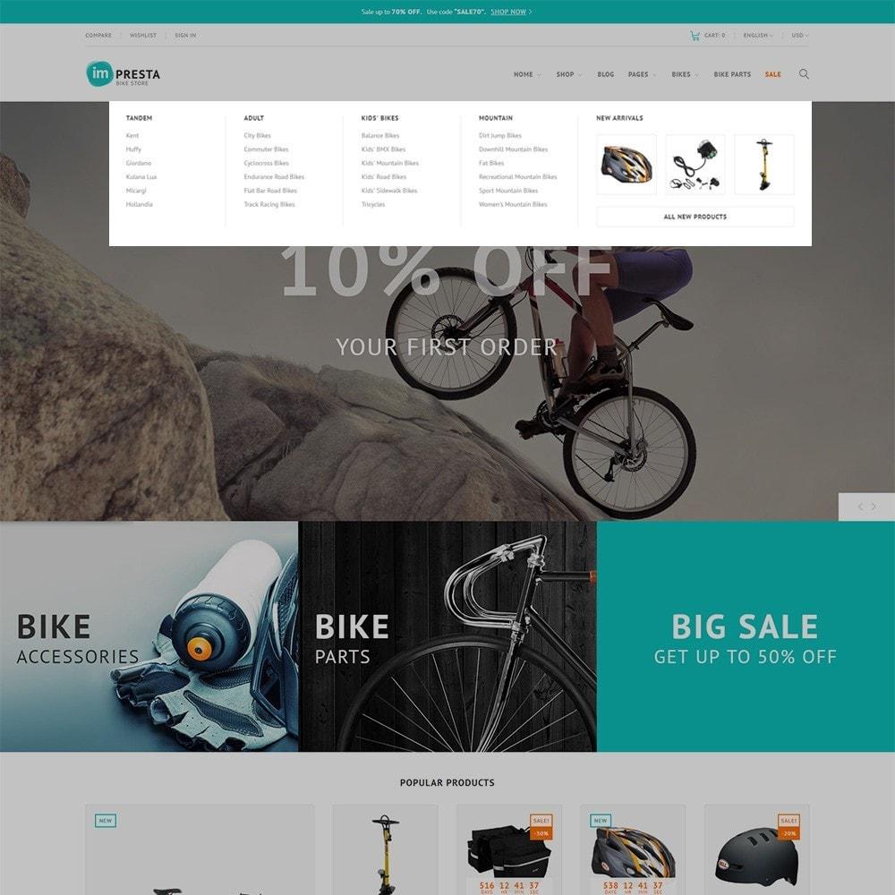 theme - Sport, Rozrywka & Podróże - Impresta Bike Store - 5