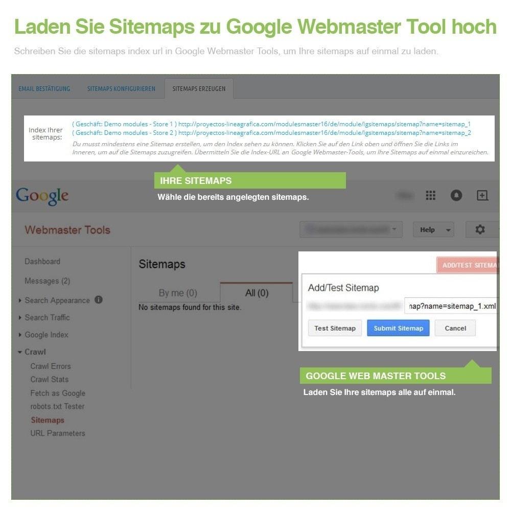 bundle - URL & Redirects - SEO - Verbessern Sie Ihre Website Indexierung - 3-Modul - 13