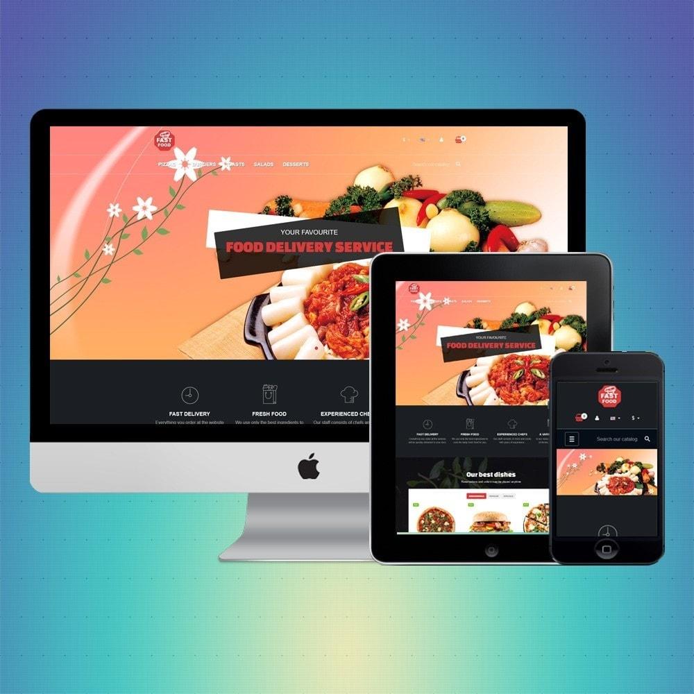 theme - Alimentation & Restauration - VP_Fastfood Store - 1