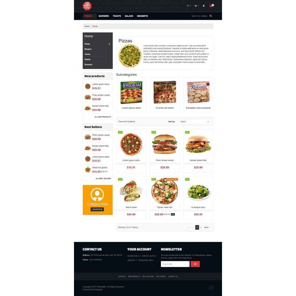 theme - Alimentation & Restauration - VP_Fastfood Store - 3