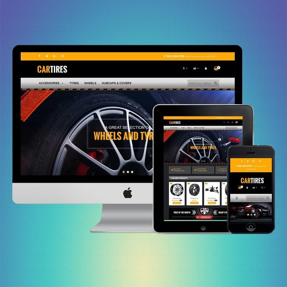 theme - Autos & Motorräder - VP_Cartires Store - 1