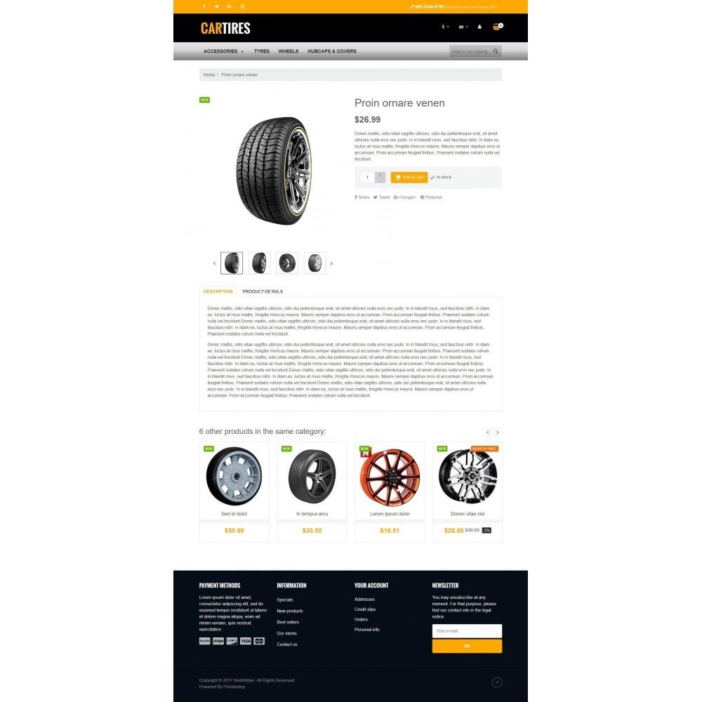 theme - Autos & Motorräder - VP_Cartires Store - 4