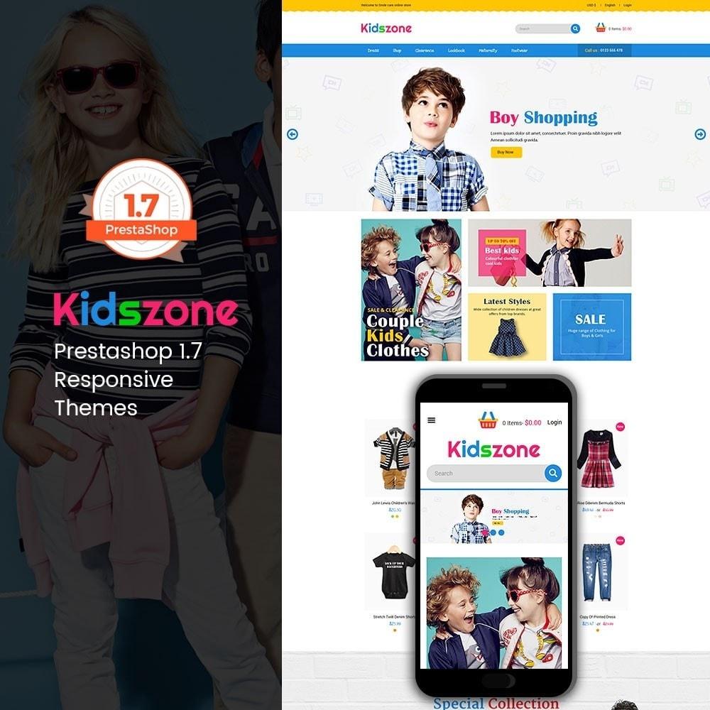 theme - Zabawki & Artykuły dziecięce - KidsZone - Kids Store - 1
