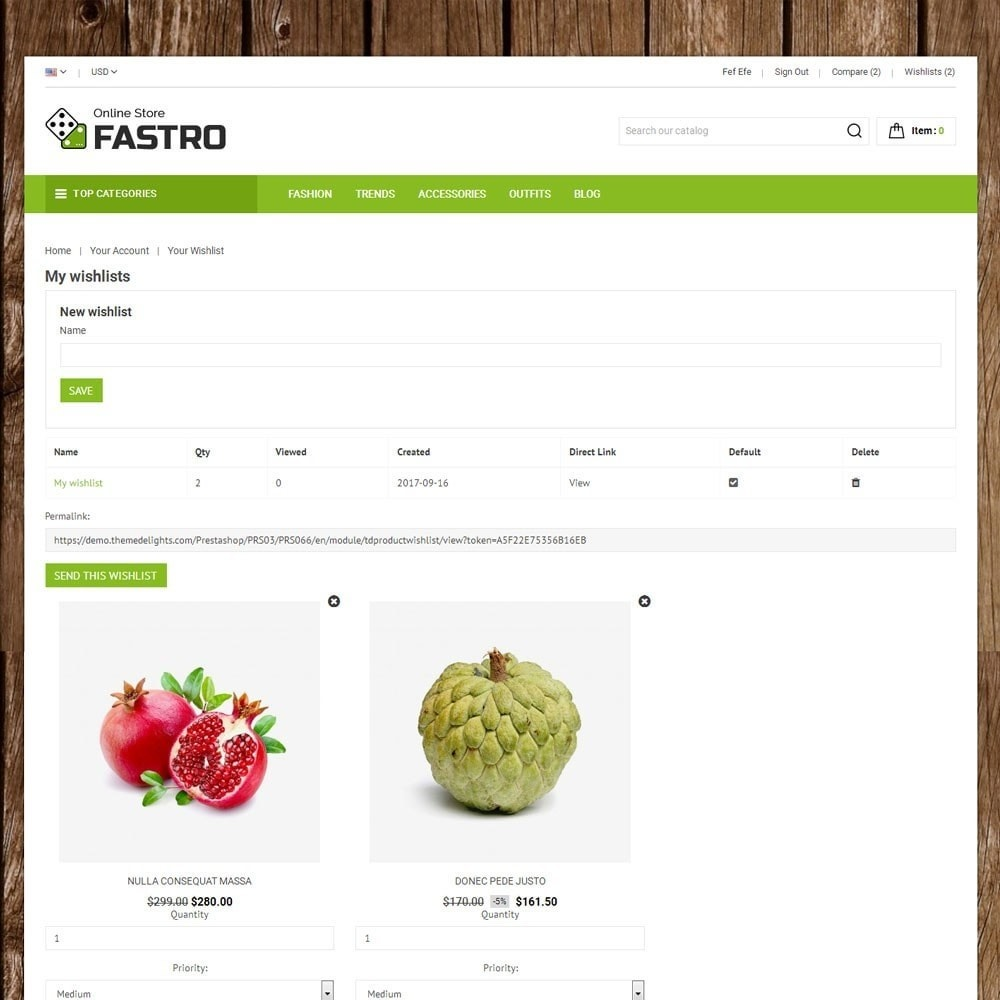 theme - Alimentation & Restauration - Fastro Grocery Store - 8