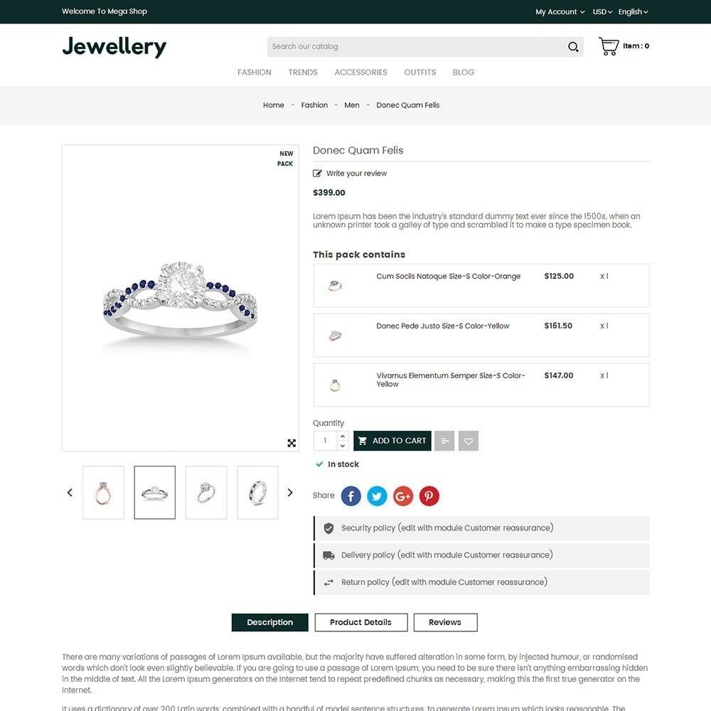 theme - Sieraden & Accessoires - Jewellery Store - 5