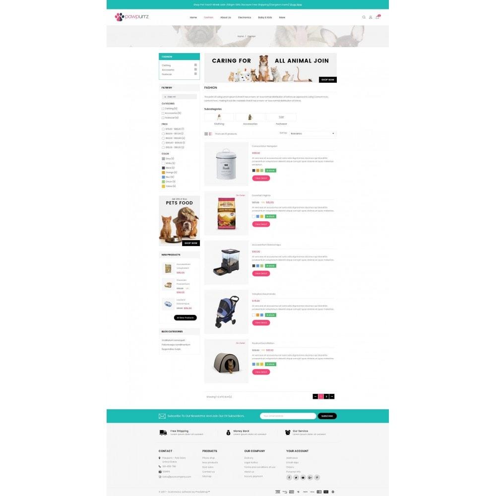 theme - Dieren - PawPurrz - Pets Store - 4