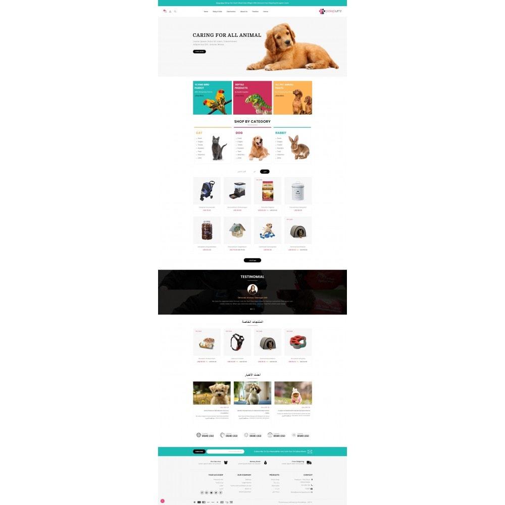 theme - Животные и домашние питомцы - PawPurrz - Pets Store - 10